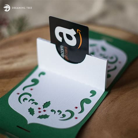 Svg cut studio offer high quality digital files for crafters. Gift Card Holder (Free SVG) - Dreaming Tree   Gift card ...