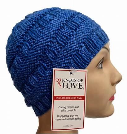 Patterns Knitting Hat Pattern Cap Knots Crochet