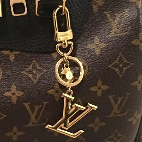 louis vuitton accessories lv facettes bag charm key holderm poshmark