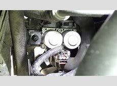 Jaguar S Type Air Conditioning isn't cold Heater Control