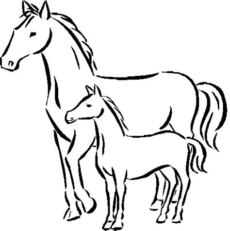 horse coloring pages  coloring pages  print