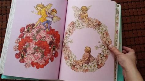 flower fairies coloring book youtube