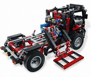 Lego Technic Pick Up : lego 9395 technic pick up sleepauto 2 in 1 ~ Jslefanu.com Haus und Dekorationen