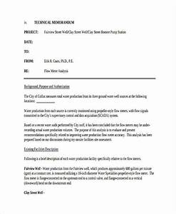 8 memo writing examples samples pdf doc for Template for writing a memo