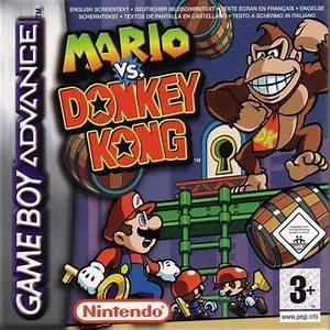 Mario Vs Donkey Kong Gameboy Advancegba Rom Download