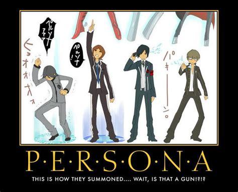 Persona Memes - it makes sense in context megami tensei persona know your meme