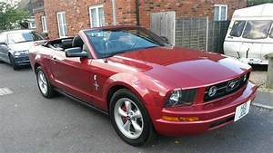 Ford Mustang Convertible ** Very low mileage** | in Poole, Dorset | Gumtree