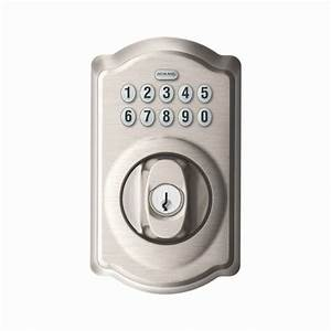 Schlage Touch U2122 Lock Faqs