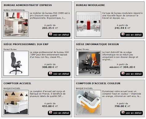 catalogue mobilier de bureau catalogue neuf occasion