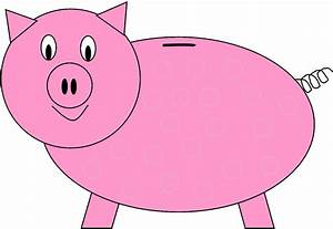 Cute piggy bank clipart - BBCpersian7 collections