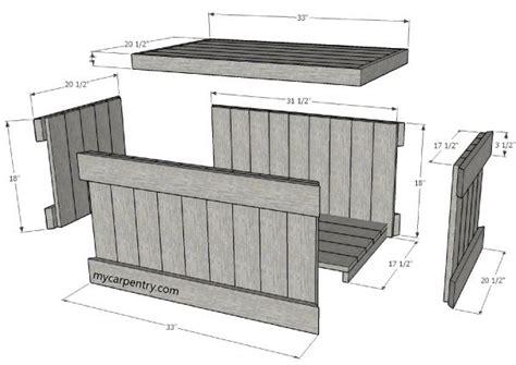 wood chest ideas  pinterest pallet chest wooden trunk diy  pallet trunk