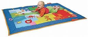 Tapis De Jeu Bébé : taf toys tapis de jeux tapis d 39 veil des touchers la caverne du jouet ~ Teatrodelosmanantiales.com Idées de Décoration