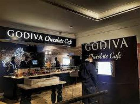 godiva cafe dubai shopping guide