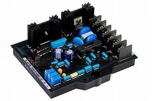 The R120 Automatic Voltage Regulator  Avr