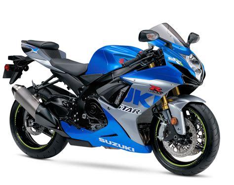 2021 Suzuki GSX-R750 100th Anniversary Guide • Total ...