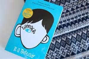 Book Wonder by RJ Palacio