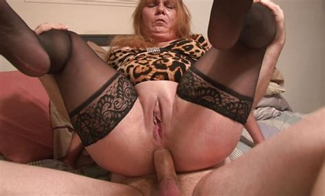 Hardcore Anal Ft Recently Divorced Mom Janet Mature