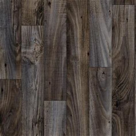 TrafficMASTER Smokehouse Oak Grey 13.2 ft. Wide x Your