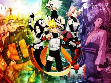 Anime Naruto Hd Desktop Wallpaper
