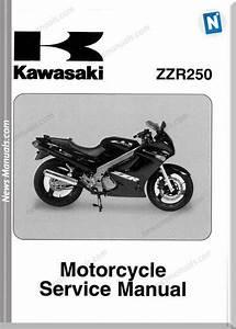 Kawasaki Zzr 250 Service Manual