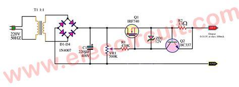 Converter Circuit Eleccircuit