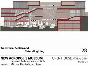 THE NEW ACROPOLIS MUSEUM - ATHENS GREECE