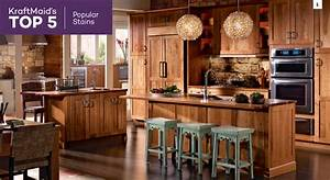 top 539s kraftmaid39s most popular kitchen cabinet stains With what kind of paint to use on kitchen cabinets for replacement registration sticker