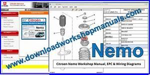 Citroen Nemo Workshop Repair Manual