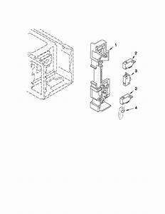 Maytag Model Umc5200bas06 Countertop Microwave Genuine Parts