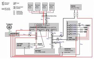 Please Give Input On My Electrical System Design