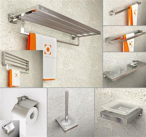 Modern Bathroom Items by Sandblast Modern Bathroom Hardware Sets Spray Aluminum