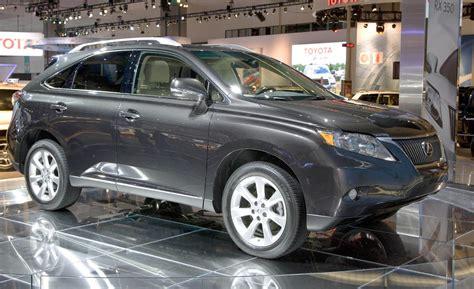2010 Lexus Rx 350/rx 450h