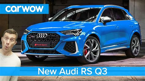audi rsq3 2020 new 400hp audi rs q3 2020 should you choose it an