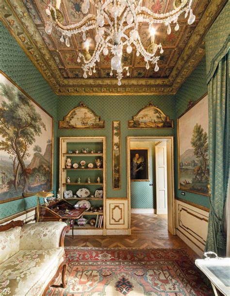 Classic Italian Interiors by Splendor Of A Bolognese Palazzo Italy Interiors