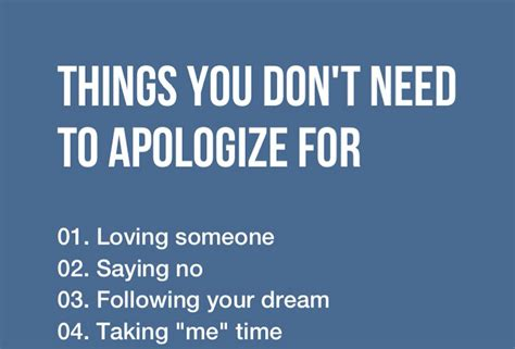 Things You Don T Need On A Resume by Things You Don T Need To Apologize For Though You Think You Should