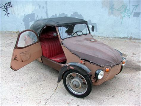 Three Wheel Cars For Sale Usa by 1967 Velorex 16 350 Fewer Than Ten In The Usa