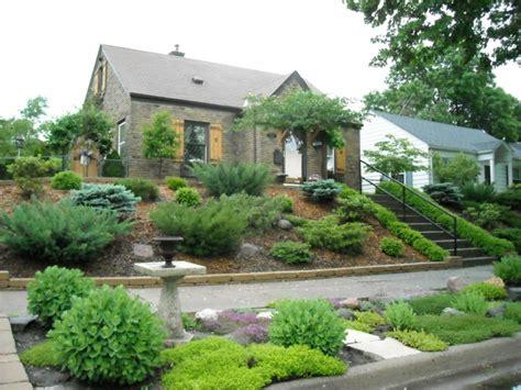 garten bepflanzen ideen vorgarten mit pflanzen gestalten 40 ideen wie sie ein frisches flair in den vorgarten bringen