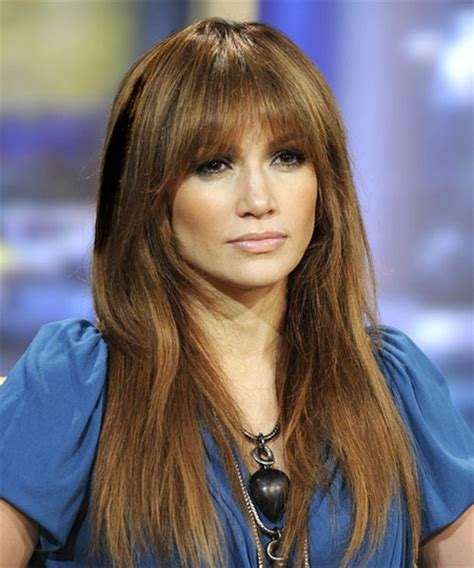 25 beautiful long hairstyles with bangs