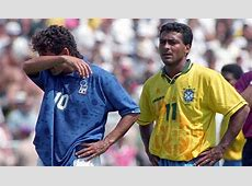 20 years Comparing the 1994 World Cup final to today