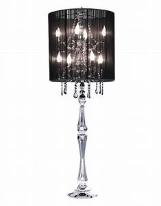 Baroque lamp for Modani chandelier floor lamp