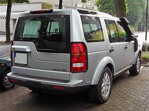 Discovery 3 : file land rover discovery iii tdv6 20090611 rear jpg wikimedia commons ~ Gottalentnigeria.com Avis de Voitures