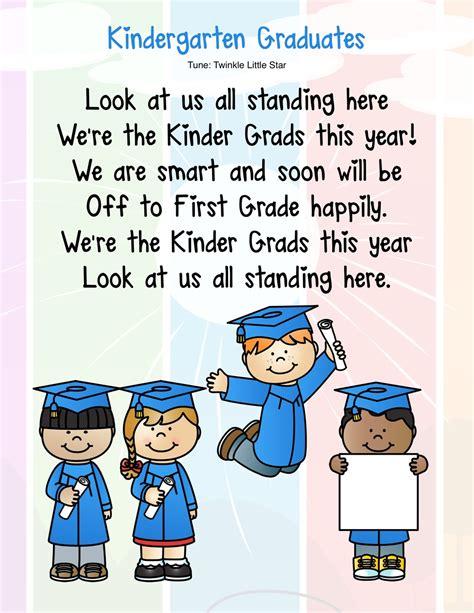 kindergarten graduation or end of the year program songs 808 | 1462682130873