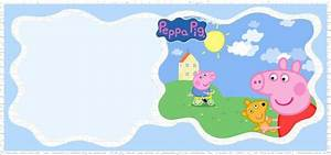 Kids Birthday Invitation Card Template Incredible Peppa Pig Invitation Templates Free And