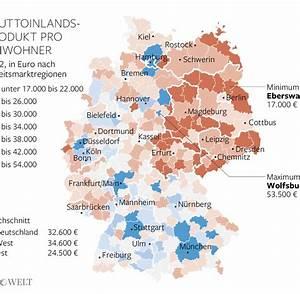 Süd Ost West Nord : arbeitsmarkt kluft zwischen nord und s ddeutschland welt ~ Markanthonyermac.com Haus und Dekorationen