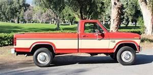 California Original  100  Rust Free 1985 Ford F250 Xlt