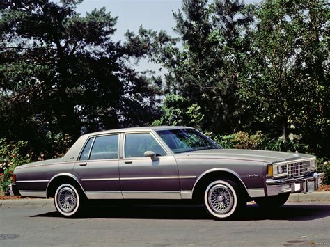 Pictures of Chevrolet Caprice Classic 1980 (2048x1536)