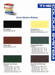 Gwr Colors Modelling Questions Help And Tips Rmweb