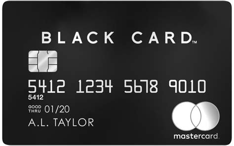 mastercard black card info reviews credit card insider