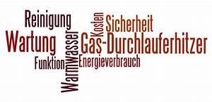 Gas Durchlauferhitzer Kosten : gas durchlauferhitzer warten lassen und sicherheit gew hrleisten ~ Markanthonyermac.com Haus und Dekorationen