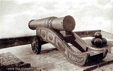 siege c15 postcard mons meg the c15 siege gun at